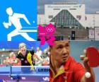 Tennis table, ping-pong - London 2012-