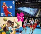 Handball - London 2012 -
