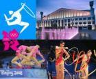 Rhythmic gymnastics - London 2012 -