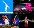 Artistic gymnastics - London 2012 -