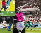 Football - London 2012 -