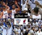 NBA Finals 2012 - Oklahoma City Thunder vs Miami Heat
