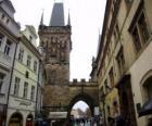 Tower of gunpowder, Czech Republic
