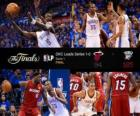 NBA Finals 2012, 1st Match, Miami Heat 94 - Oklahoma City Thunder 105