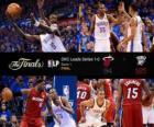 NBA Finals 2012, 1st Match, Miami Heat 94 - Oklahoma City Thunder 105