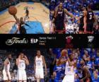 NBA Finals 2012, Game 2, Miami Heat 100 - Oklahoma City Thunder 96
