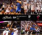 NBA Finals 2012, 3rd Game, Oklahoma City Thunder 85 - Miami Heat 91