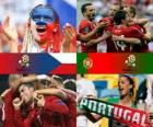 Czech Republic - Portugal, quarter-finals, Euro 2012