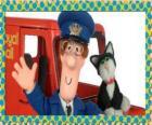 Patrick Clifton, Postman Pat with Jess the Cat
