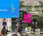Eventing - London 2012 -