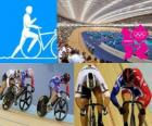 Track cycling - London 2012 -