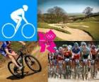 Mountain bike - London 2012 -