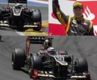 Kimi Räikkönen - Lotus - European Grand Prix (2012) (ranked 2nd)
