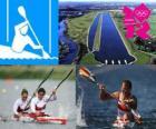 Canoe sprint - London 2012 -