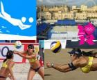 Beach volleyball - London 2012 -