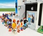 Shop Apple Playmobil