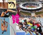 Athletics - London 2012 -