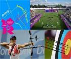 Archery - London 2012 -