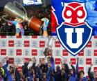 Club Universidad de Chile, Chilean champion Apertura 2012