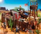 Playmobil Fort