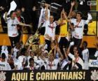 Corinthians / Timão, Copa Libertadores 2012 Champion