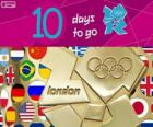 10 days to go London 2012
