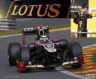 Kimi Räikkönen - Lotus - Grand Prix of Belgium 2012, 3 ° classified