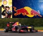 Sebastian Vettel - Red Bull - Grand Prix of Belgium 2012, 2 ° classified