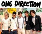 One Direction is a boyband britanica-irlandesa