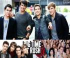 Big Time Rush is an American Boy band
