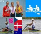 Rowing women's single sculls London 2012