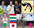 Men's hammer throw London 2012