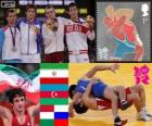 Men's Greco-Roman 55 kg London 2012