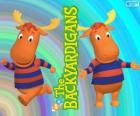 Tyrone, The Backyardigans