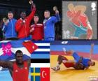 Men's Greco-Roman 120kg London 2012