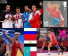 Men's Greco-Roman 84 kg London 2012