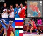 Men's Greco-Roman 84 kg London 2012