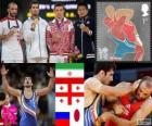 Men's Greco-Roman 60 kg London 2012