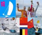 Sailing women's laser London 2012