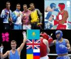 Boxing welterweight - 69 kg men's LDN12