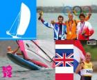 Men's sailing RS:X London 2012