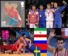 Men's Greco-Roman 96kg London 2012