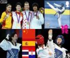 Taekwondo - 49kg women London 2012
