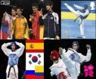 Taekwondo - 58kg men's London 2012