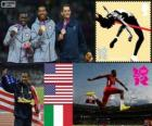 Men's triple jump London 2012