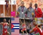 Athletics Decathlon London 2012