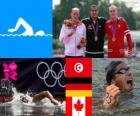 Men's 10 kilometre swimming London 2012