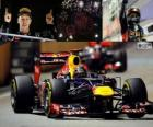 Vettel G.P Singapore 2012