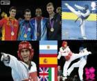 Taekwondo -80 kg men's London 2012