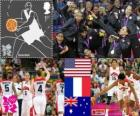 Women's basketball London 2012